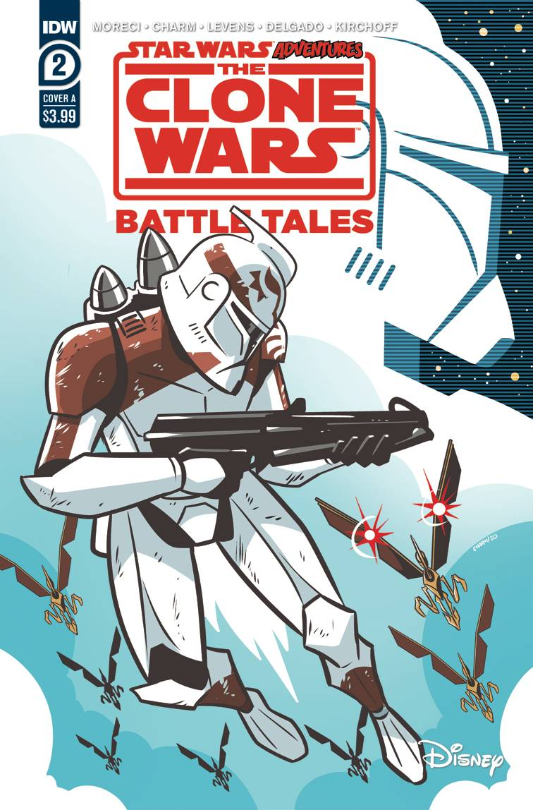 Star Wars Adventures The Clone Wars #2