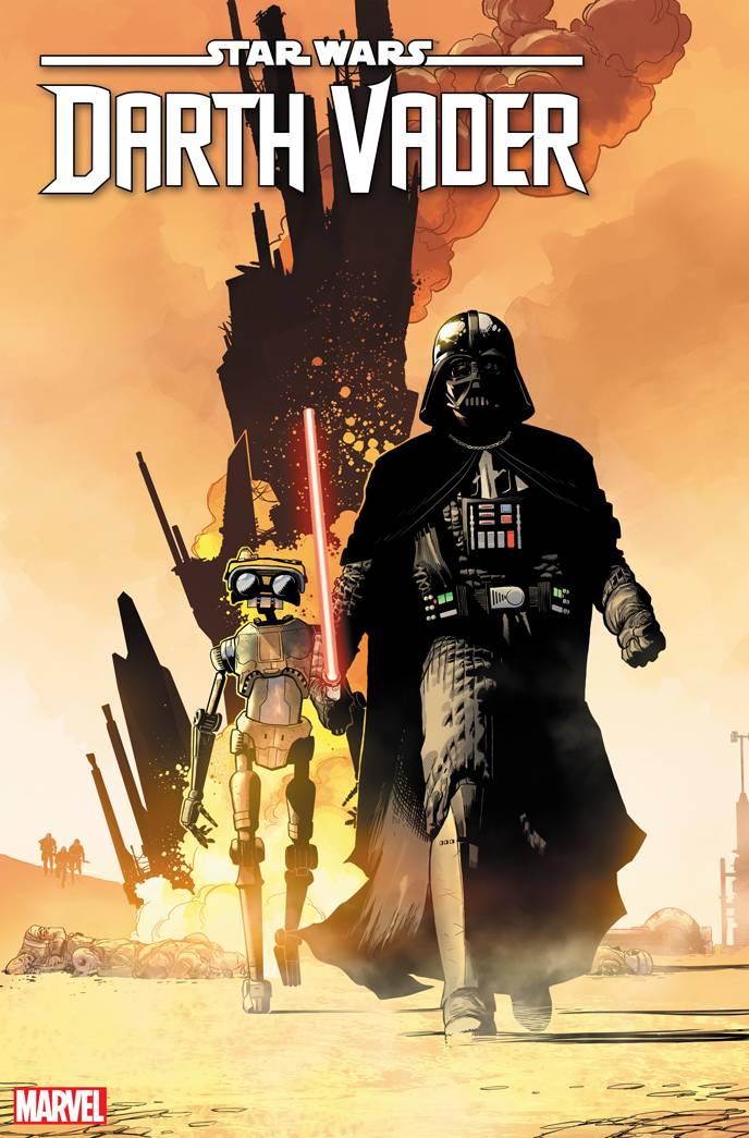Star Wars Darth Vader #1 2nd Print