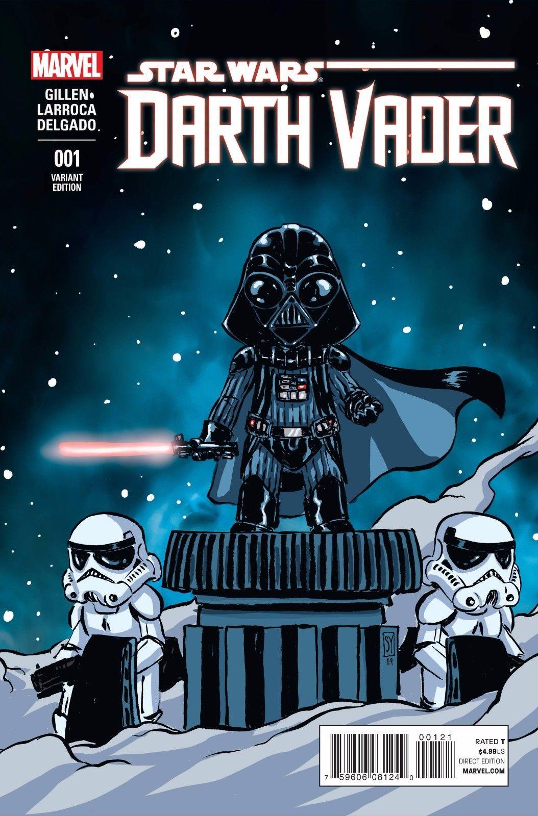 Darth Vader #1 Skottie Young Variant