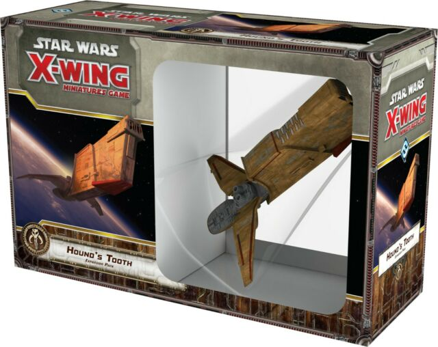 Star Wars X-Wing - Hounds Tooth Expansion
