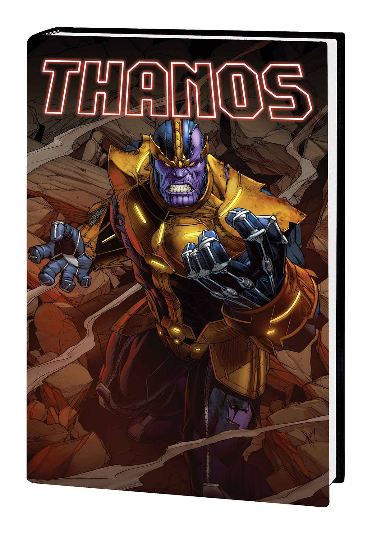 Thanos HC A God Up There is Listening