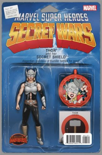 Thors #1 Action Figure Variant