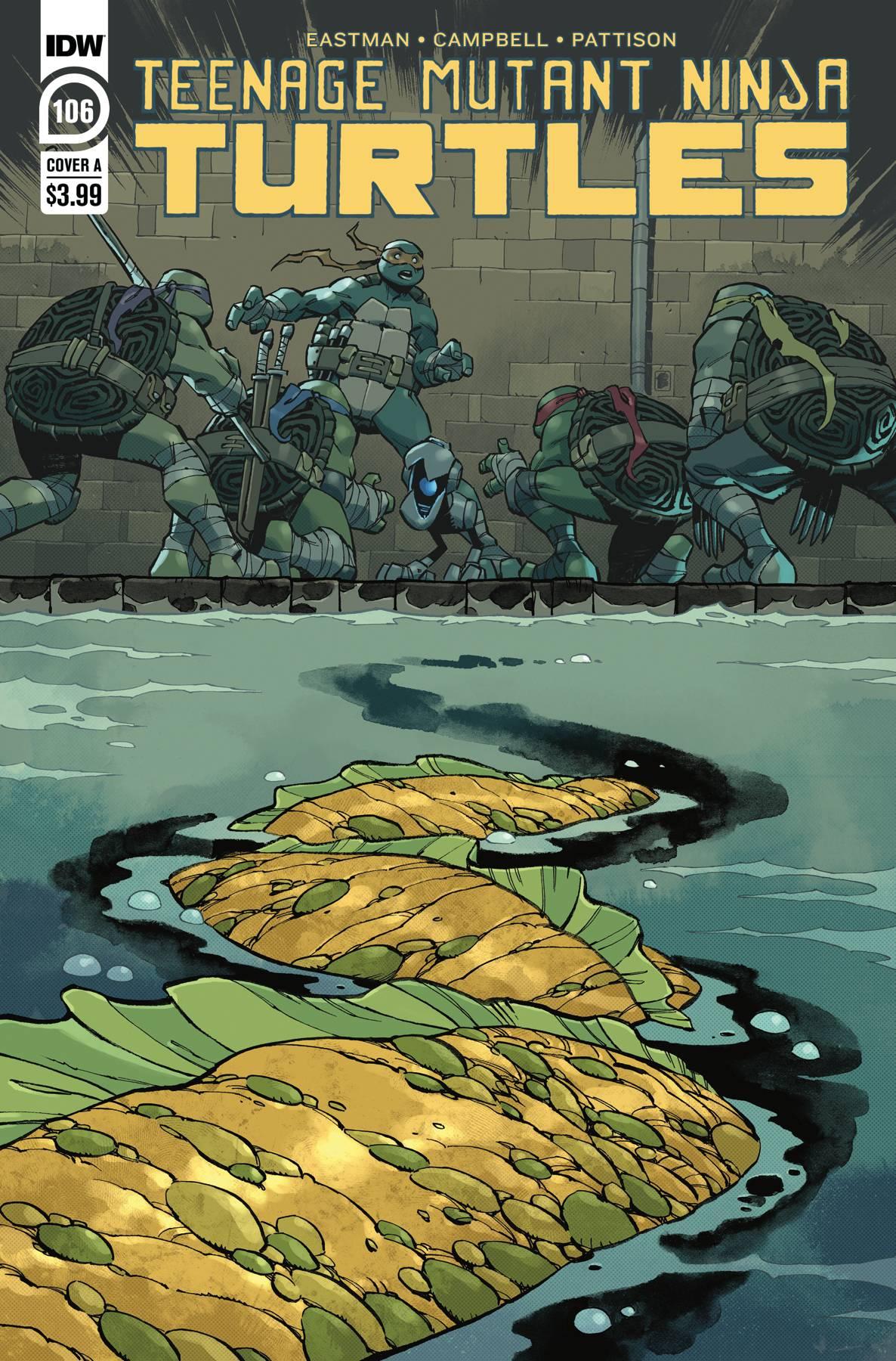Teenage Mutant Ninja Turtles Ongoing #106