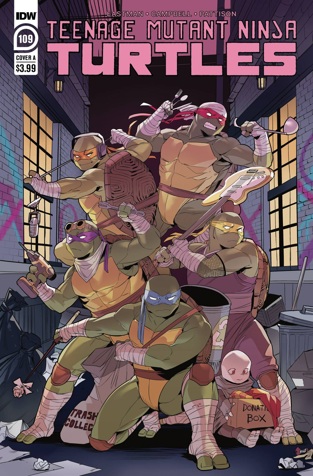 TMNT Ongoing #109