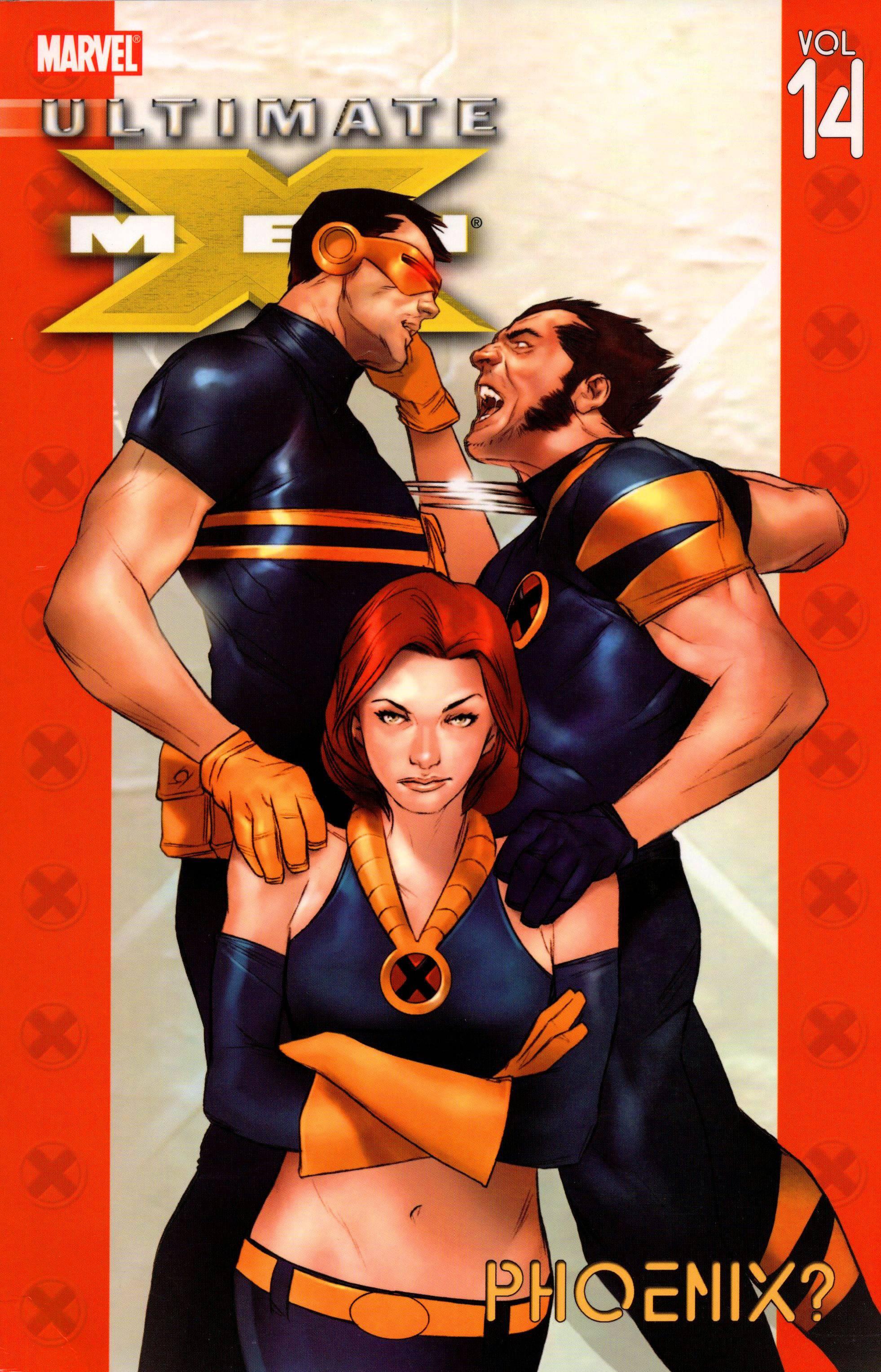 Ultimate X-Men TP Vol. 14 Phoenix?