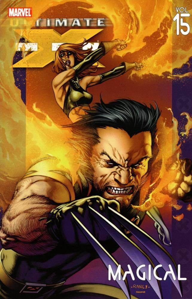 Ultimate X-Men TP Vol. 15 Magical