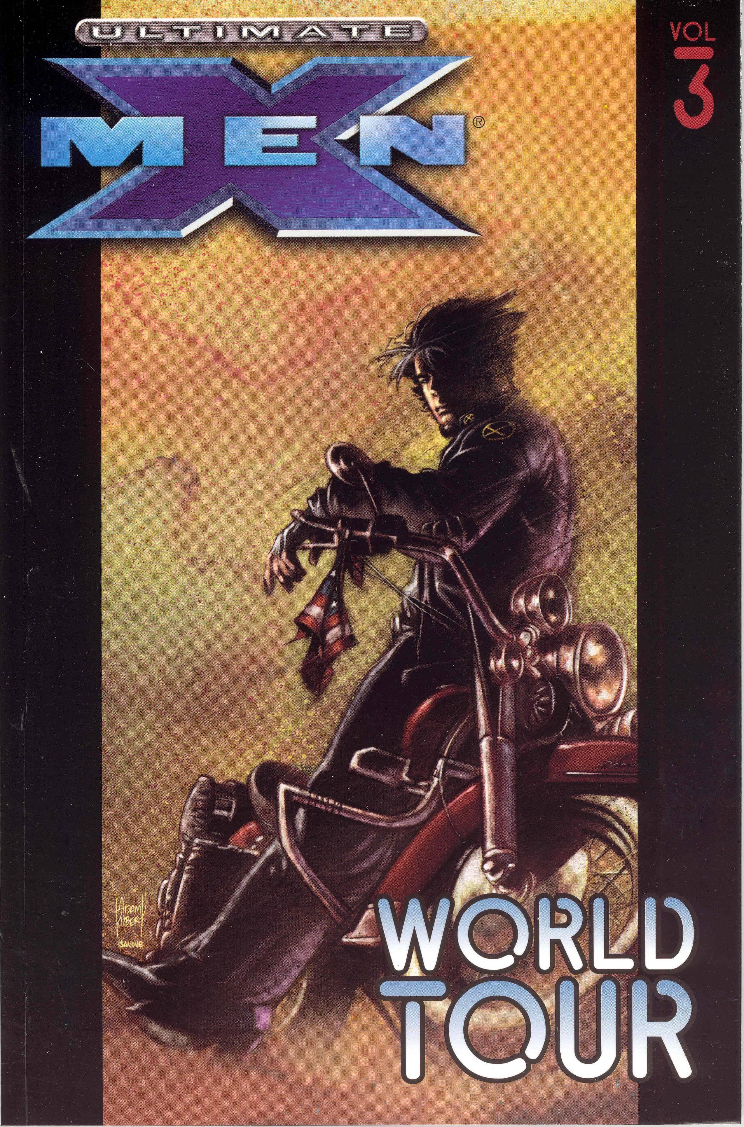 Ultimate X-Men TP Vol. 3 World Tour