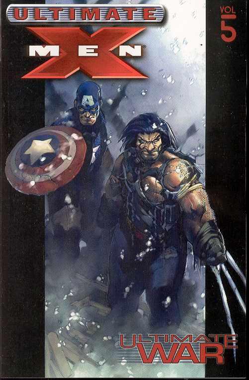 Ultimate X-Men TP Vol. 5 Ultimate War