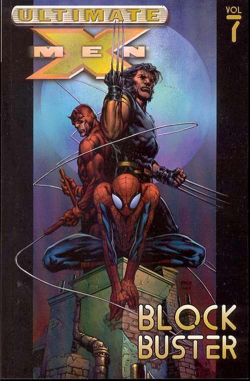 Ultimate X-Men TP Vol. 7 Blockbuster