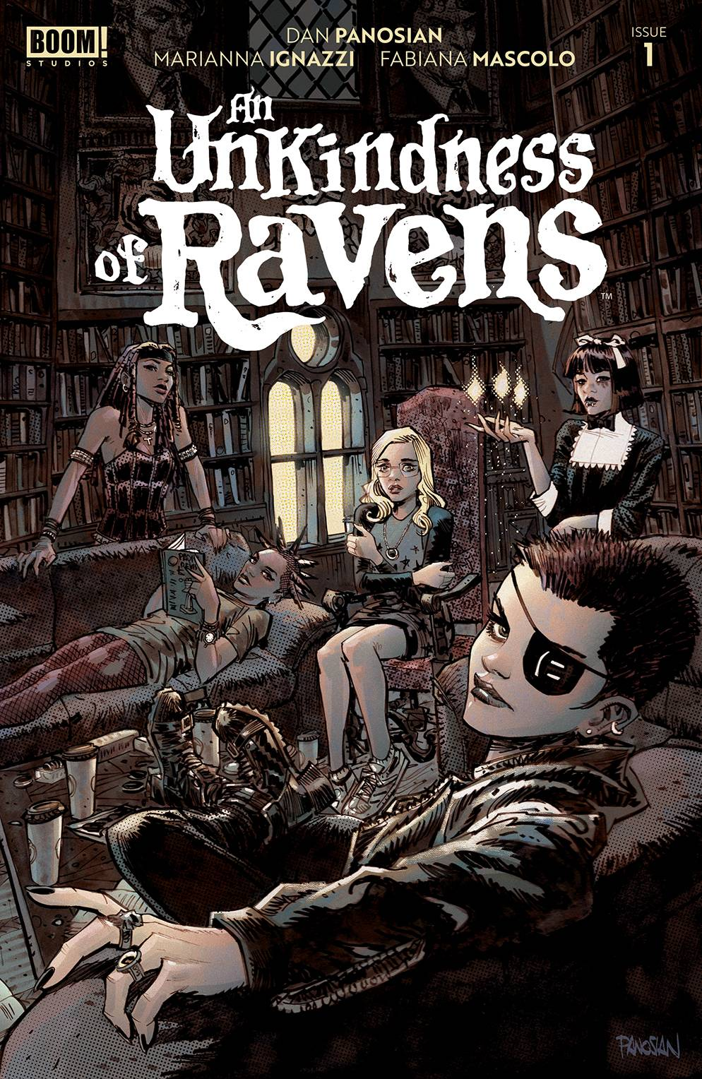 The Unkindness of Ravens #1