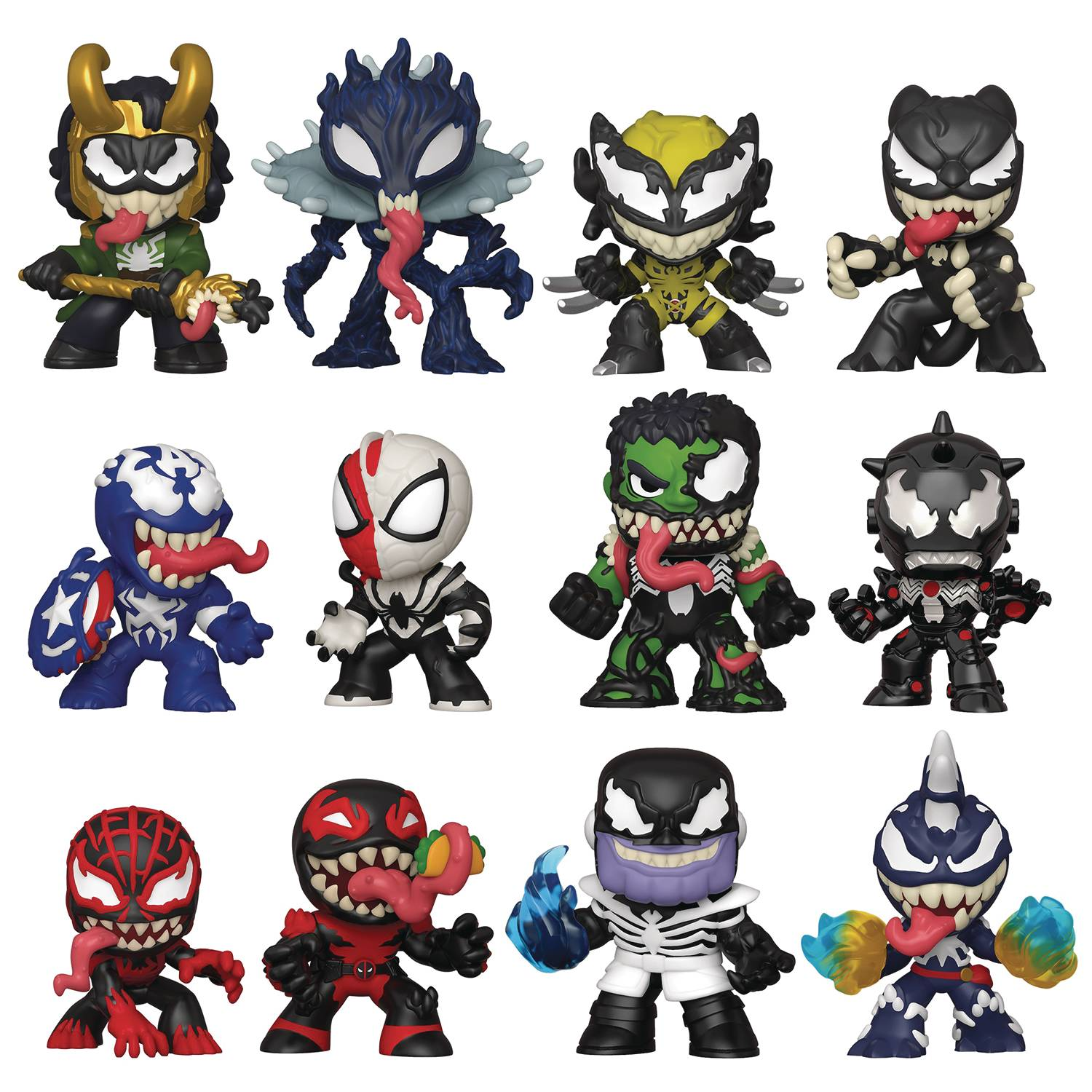 Funko Mystery Mini Venom Blind Box