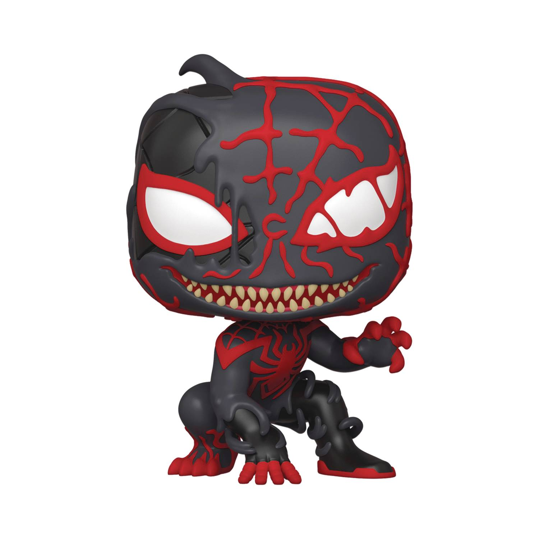 Funko Pop Venomized Miles Morales Spider-Man