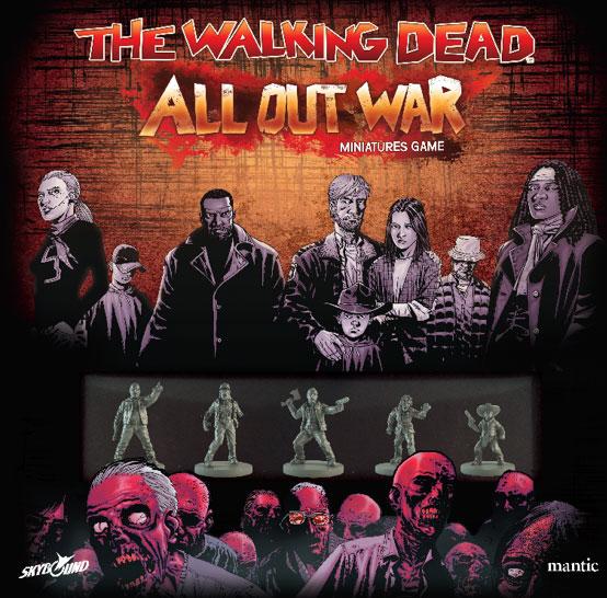 Walking Dead All Out War Core Set