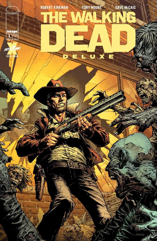Walking Dead Deluxe #1