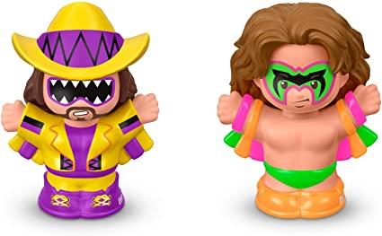 WWE Little People Set