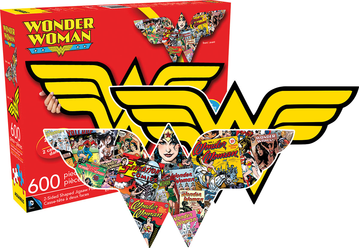 Aquarius - Wonder Woman 600 PC Puzzle