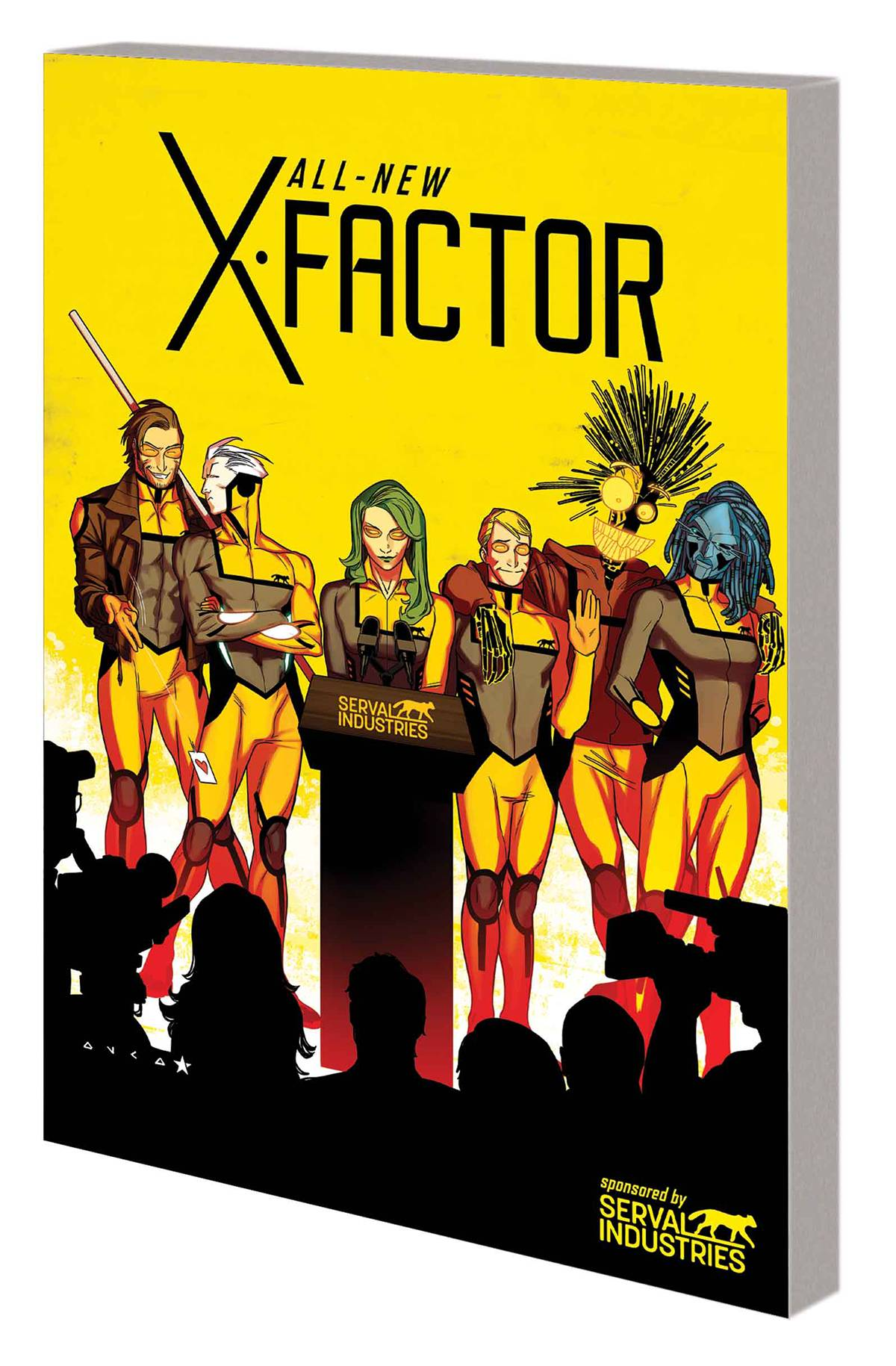 All New X-Factor TP Vol. 2 Change of Decay