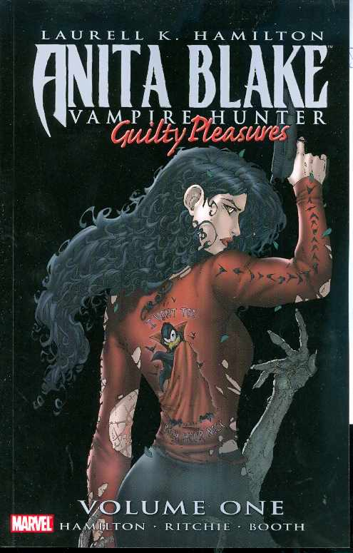 Anita Blake Vampire Hunter: Guilty Pleasures Volume 1 TP