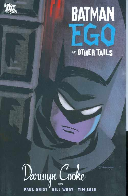 Batman: Ego and Other Tails TP
