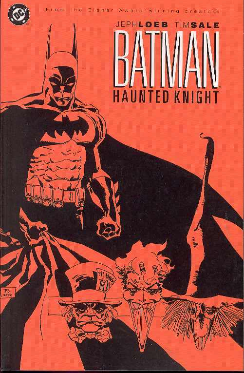 Batman: Haunted Knight TP