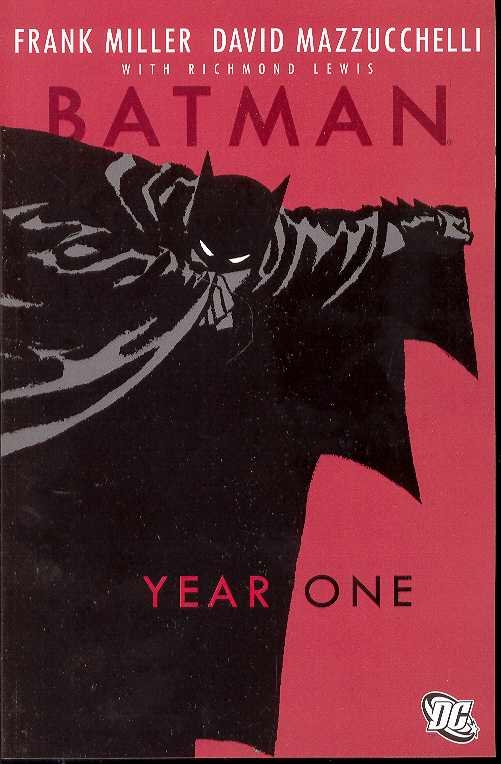 Batman: Year One TP