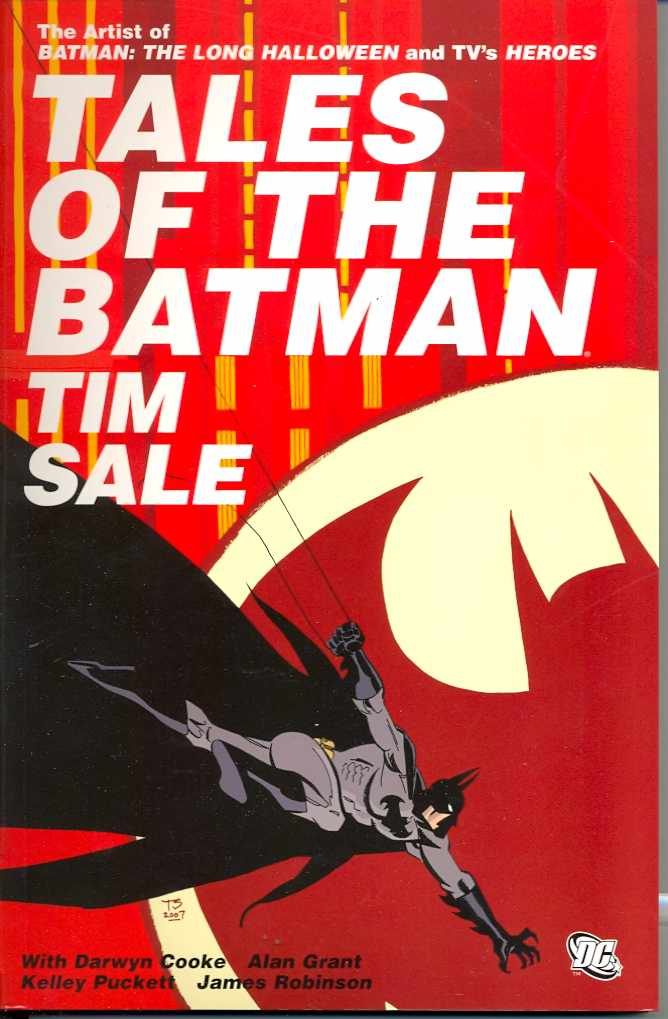 Batman: Tales of the Batman by Tim Sale TP