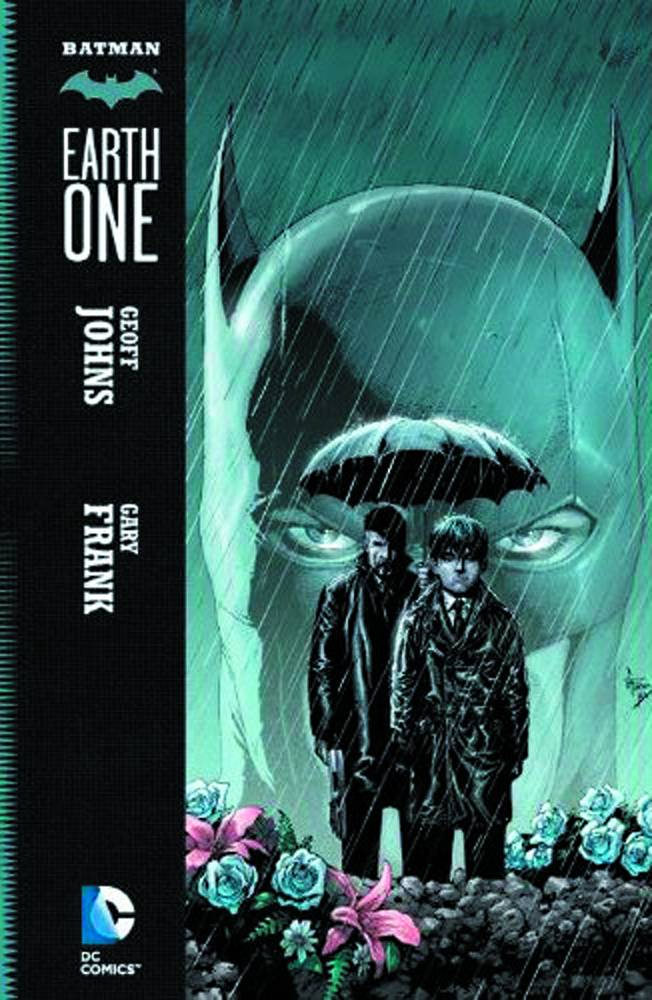 Batman: Earth One Volume One HC