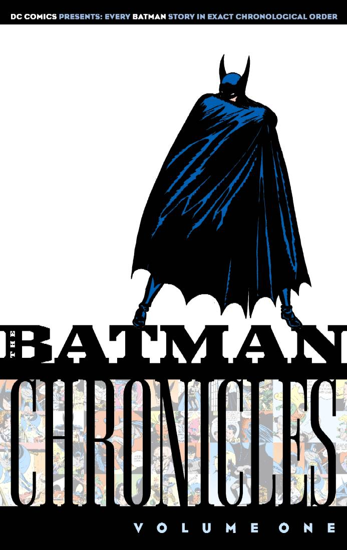 Batman Chronicles Vol. 1 TP
