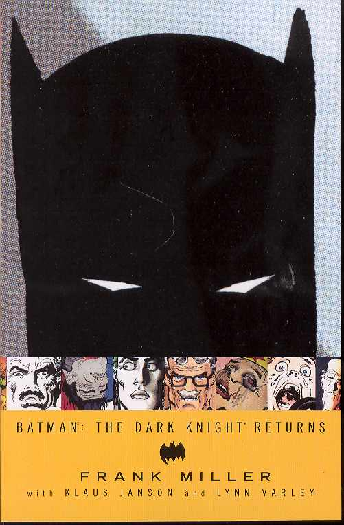 Batman: The Dark Knight Returns TP