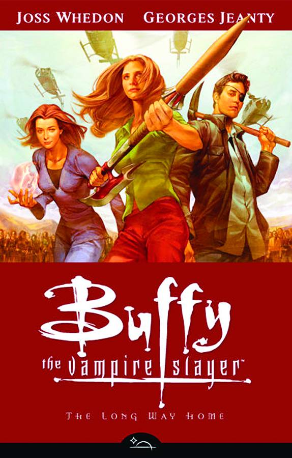 Buffy: The Vampire Slayer, The Long Road Home