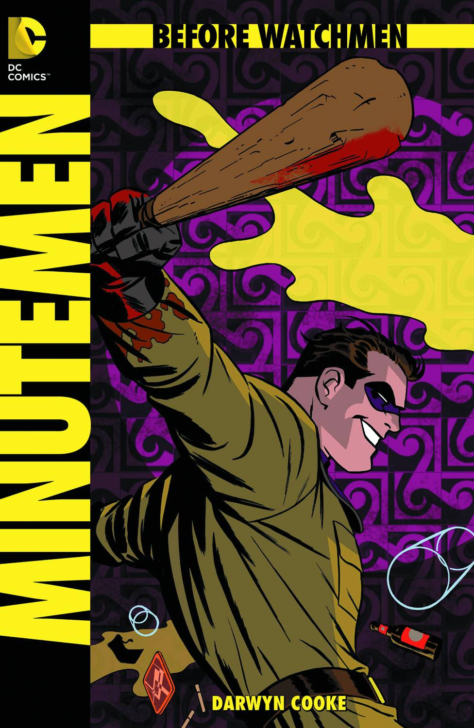 Before Watchmen: Minutemen #2