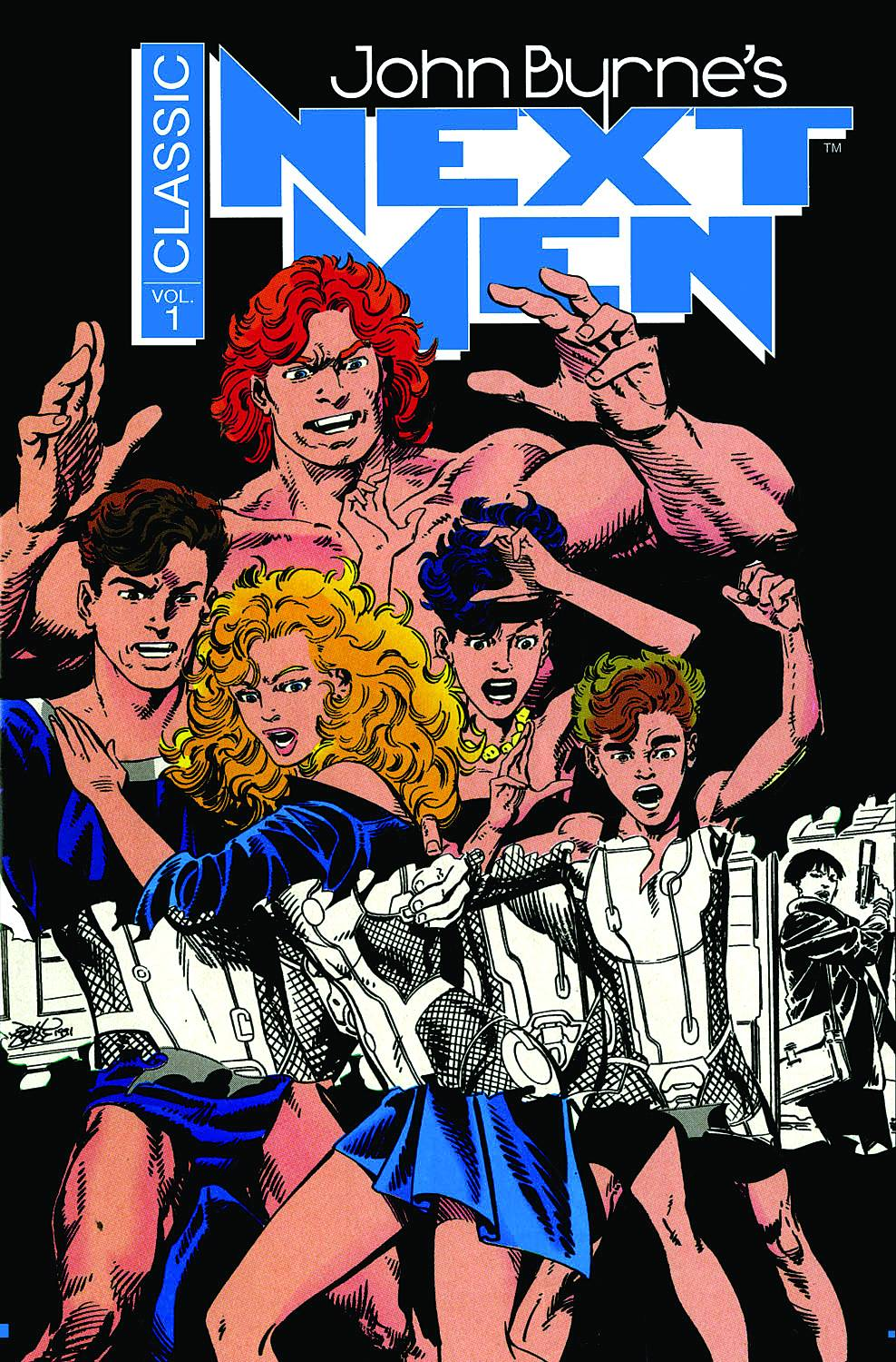John Byrne's Classic Next Men Volume 1 TP
