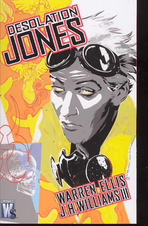 Desolation Jones Volume 1 TP