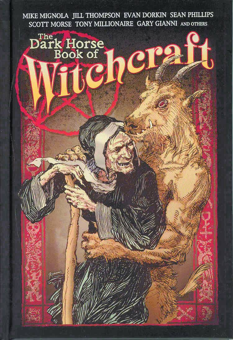 Dark Horse Book of Witchcraft HC