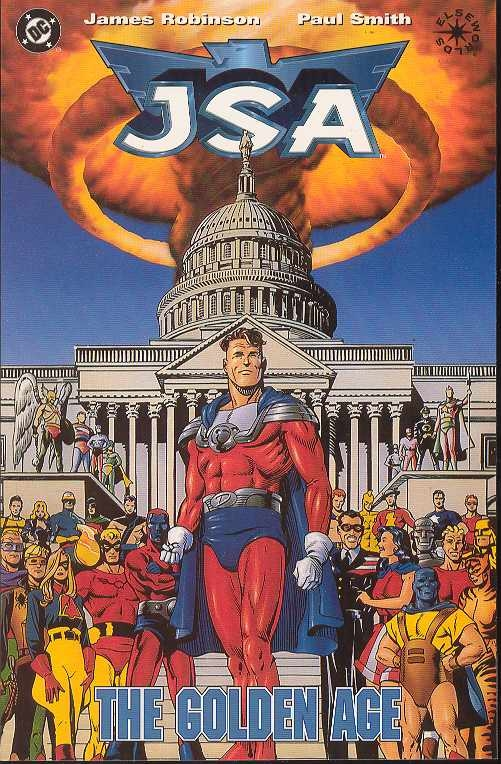 JSA: The Golden Age TP