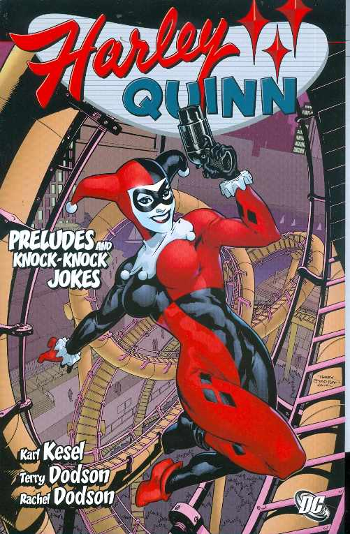 Harley Quinn: Preludes and Knock-Knock Jokes TP