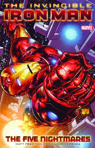 Invincible Iron Man Volume 1 TP