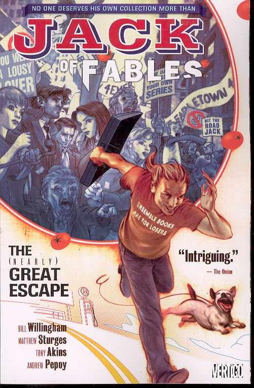 Jack of Fables Vol. 1
