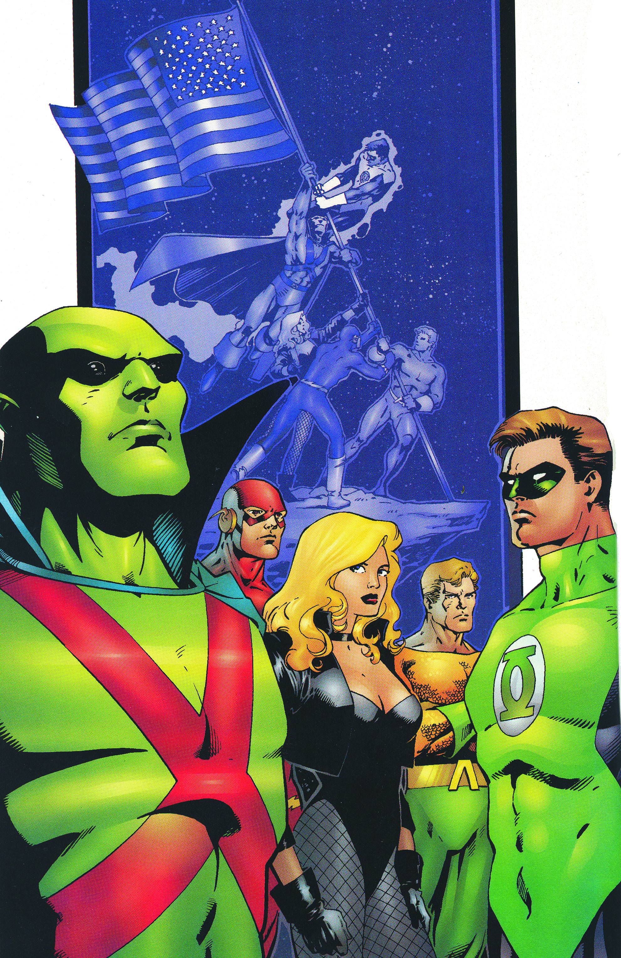 JLA: Year One TP