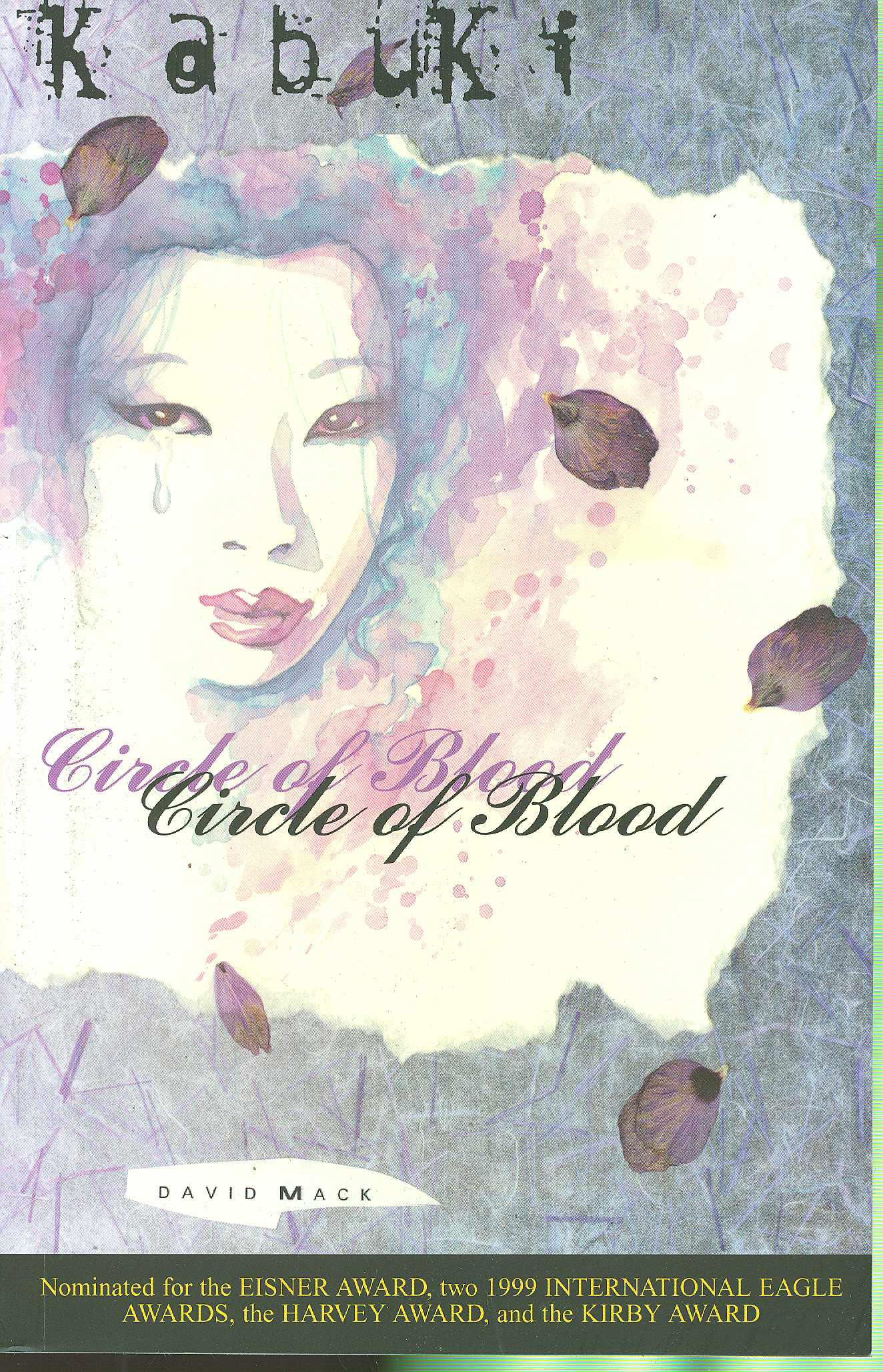 Kabuki Volume 1: Circle of Blood TP