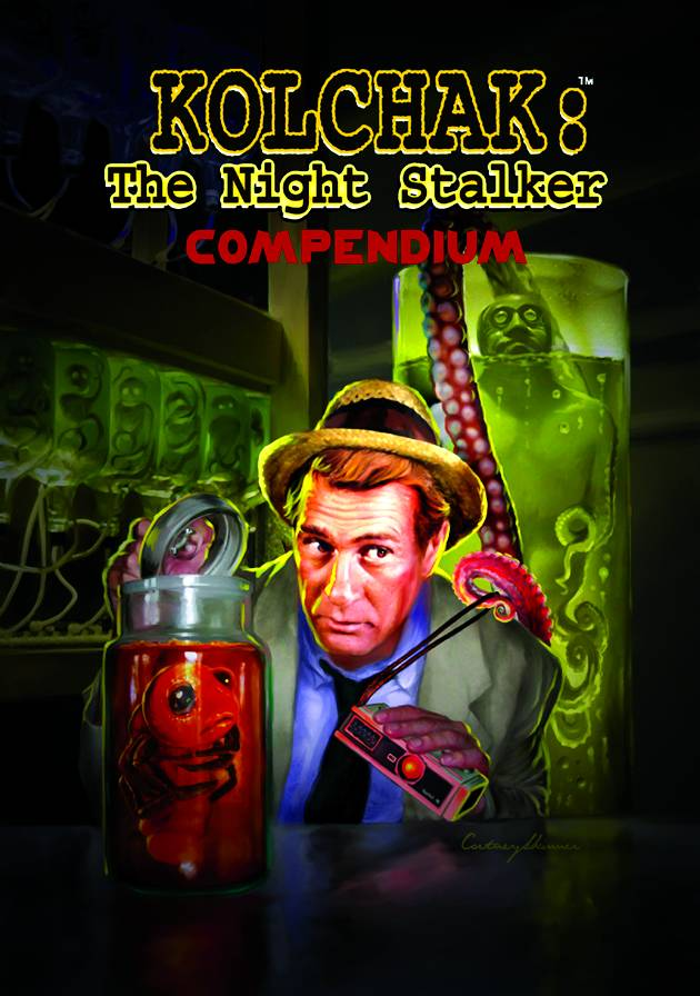Kolchak: The Night Stalker Compendium HC