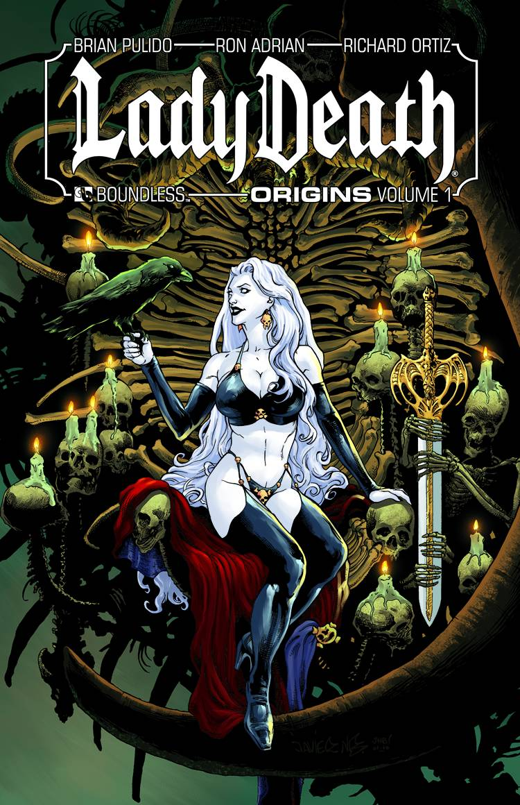 Lady Death Origins Volume 1 TP