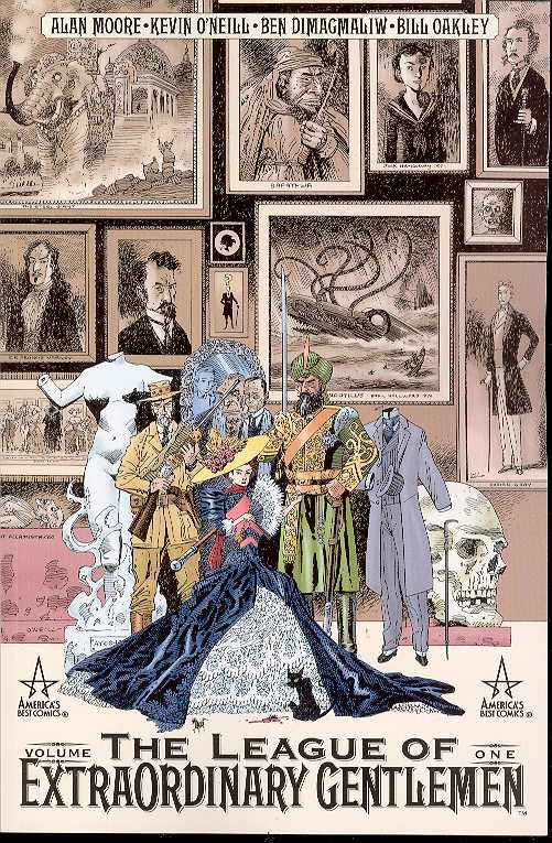 League Of Extraordinary Gentlemen Volume 1 TP