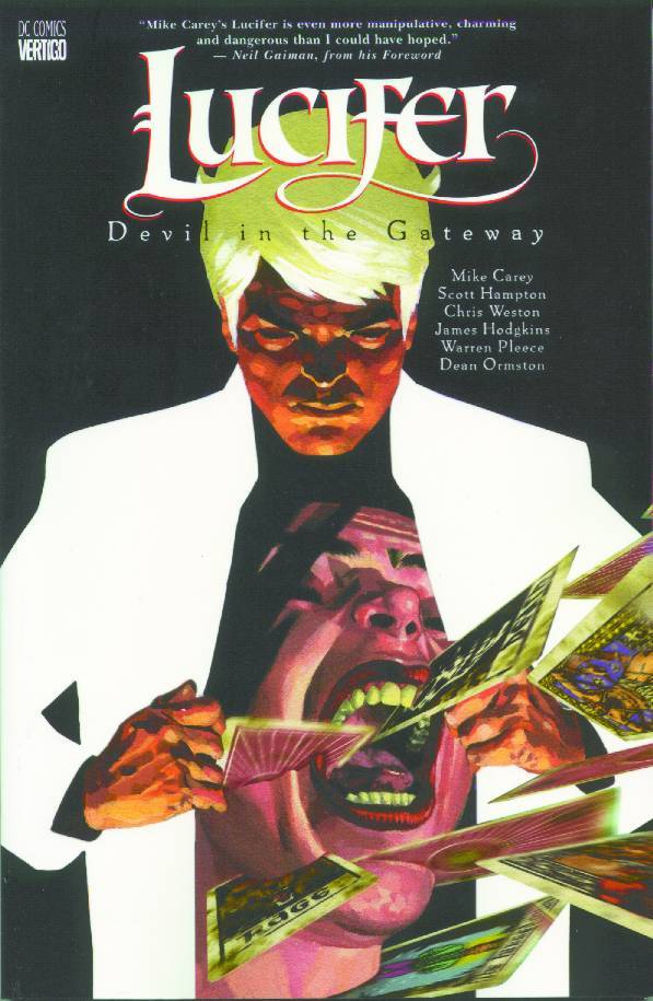 Lucifer Volume 1 TP