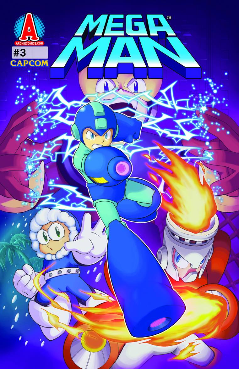 Mega Man #3 First Print