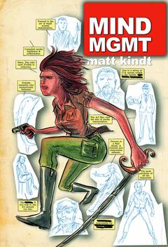 Mind Mgmt #1 for $1
