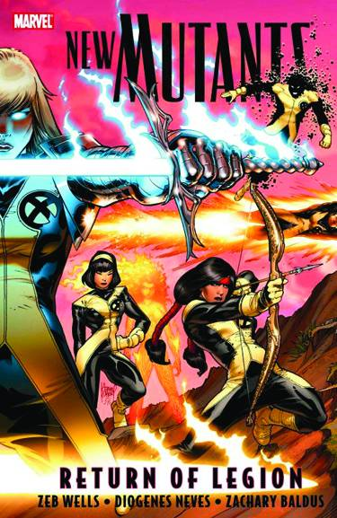 New Mutants Volume 1 TP
