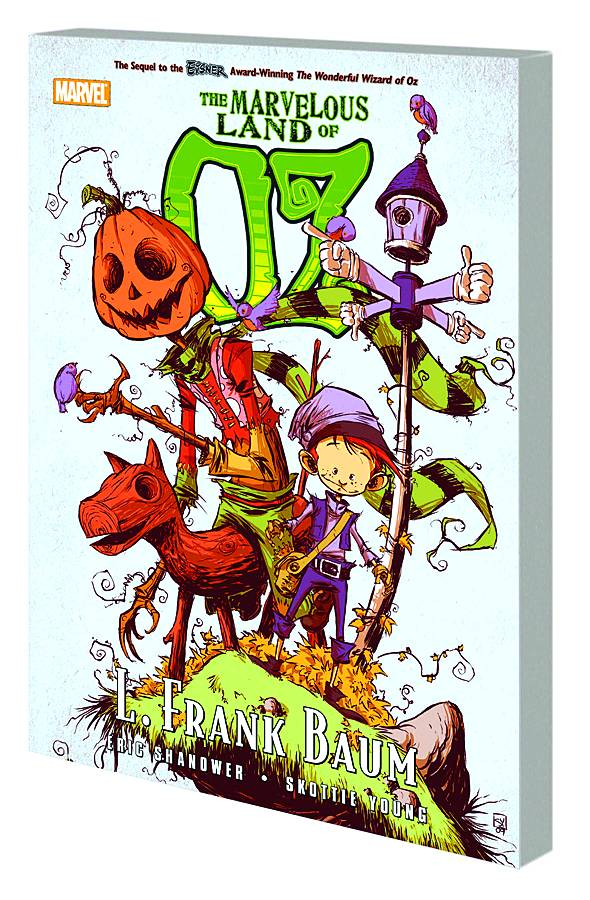 Oz: The Marvelous Land of Oz TP