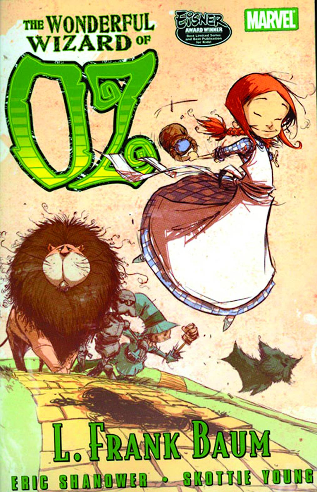 Oz: The Wonderful Wizard of Oz TP