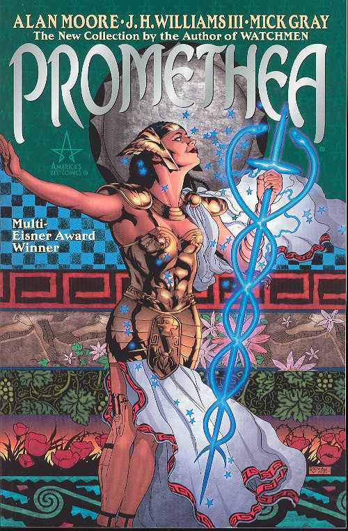 Promethea Volume 1 TP